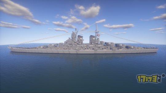 我的世界战舰