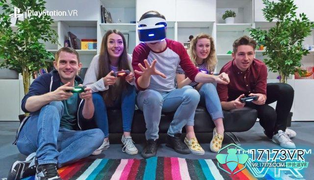 The Playroom VR试玩:最有趣的多人VRbetway官网手机版