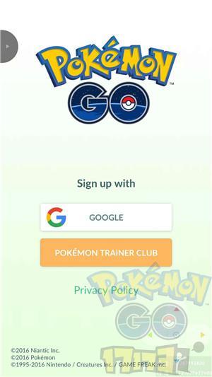 Pokemon GO精灵宝可梦GO安卓新版下载安装教程