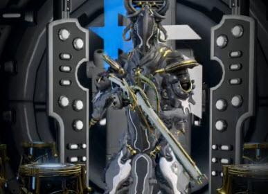 星际战甲 Oberon Prime Access 包