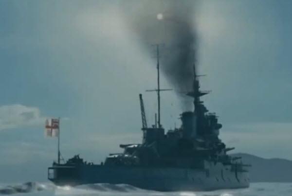 战舰世界 胡德号战巡 HMS Hood 预览