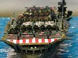 拿着航妈来跑运输:葛城号运载舰模型分享