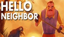 私闯民宅 恐怖新游戏《你好,邻居》