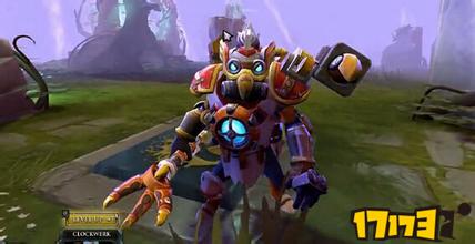 dota2发条_能够一个打九个的英雄竟然是DOTA2发条_17173 DOTA2 RPG专区