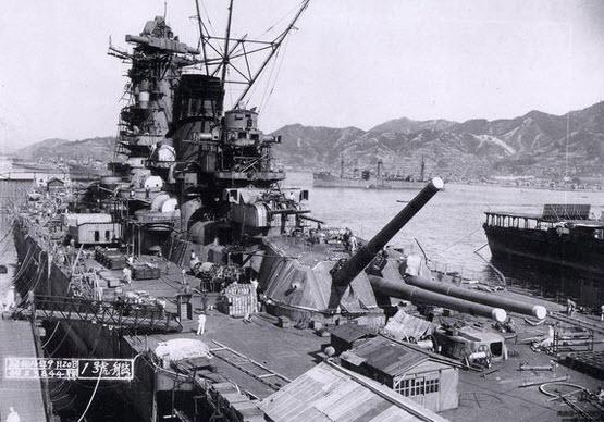 战舰世界 二战史上最著名的十大战舰