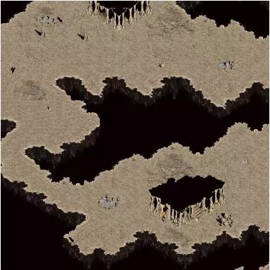 热血传奇手机版 地图探秘之蜈蚣洞