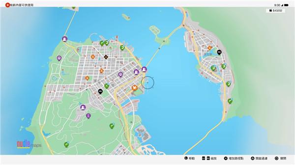 《看门狗2》的地图上散布着大量的技能点与金钱,算是变相的收集品.