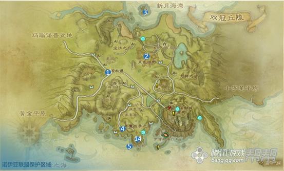 今天,萌萌的探险家来到了这里,探索这张地图的隐藏成就点.