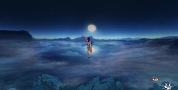 飘逸在云端 高端度扣篮动作展示