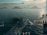【战舰世界欧战天空】坚守中央点位的大和