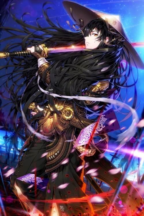 战斗吧剑灵卡牌原画欣赏 看图片认人物17173剑灵