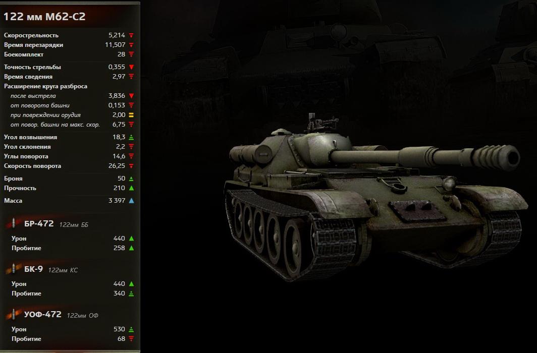 坦克世界 超测服 su-101测试期级炮或重回科技树