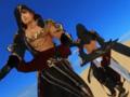 《剑网三》MMD 女大十八变的明教共舞