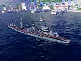 【战舰世界:黄金舰队】7级小流氓列宁格勒
