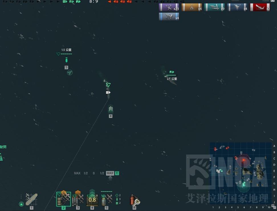 战舰世界航空母舰教程