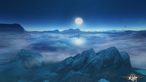 风景党必看 天谕各地最美的夜空