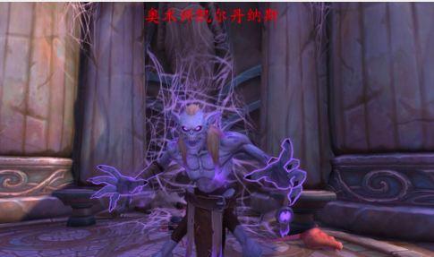 wow7.0夏一可讲魔兽故事:苏拉玛背景故事 堕夜精灵同盟图片