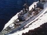 英巡为什么还不来?HMS最后全火炮巡洋虎级