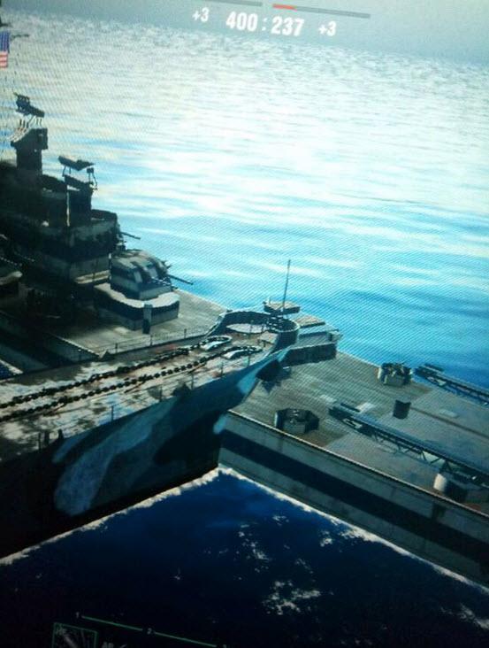 啊  你怎么可以这样 战舰世界另类撞船