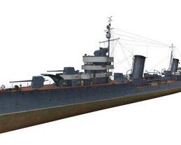 战舰世界0.6.1版本 7级苏驱MINSK