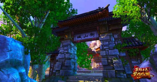 《笑傲江湖OL》春节企划:过年回家路