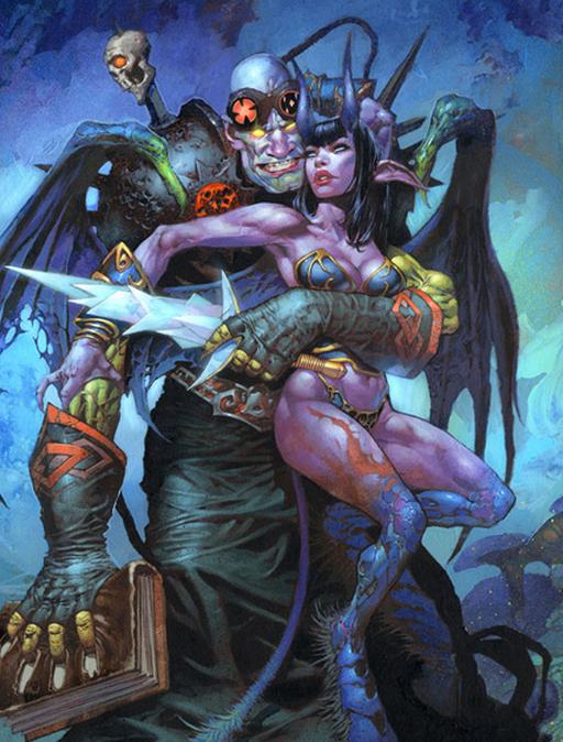 魔兽术士的专属福利:色气满满的技能召唤魅魔
