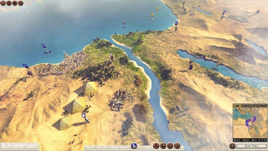 罗马2:全面战争默认图片