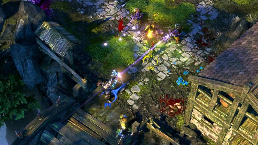 《圣域3》是由Keen Games开发的一款效仿暗黑破坏神动作类RPG游戏,其正统续作《圣域3》具有固定视角,游戏场景不再是开放式无缝衔接的世界地图,取而代之的是诸多的小空间根据任务的不同有不一样的场景地图。另外还支持最多四人...