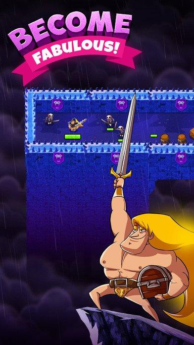 野蛮:黄金英雄截图第4张