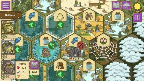 兽人探险队截图第1张