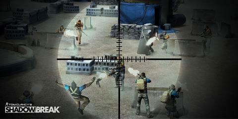 汤姆克兰西:暗影狙击截图第2张