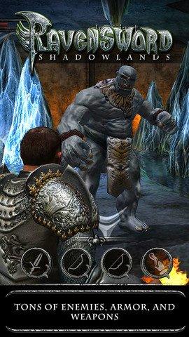 掠夺之剑:暗影大陆截图第3张