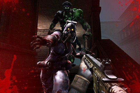 Combat Arms: Zombies截图第3张
