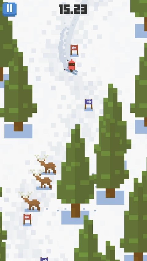 滑雪截图第2张