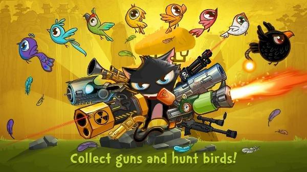 枪炮小猫截图第1张