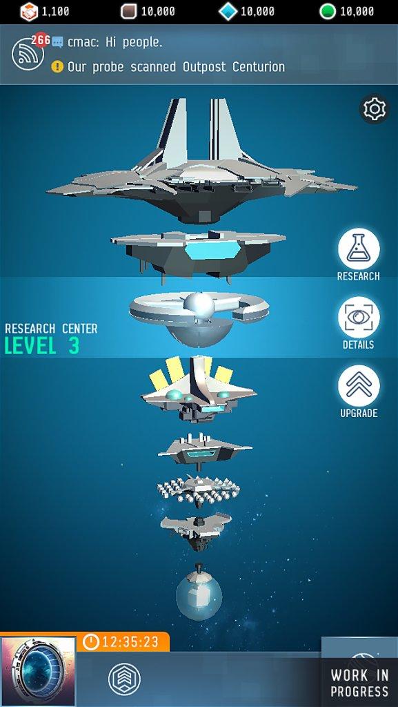 Project Aurora游戏截图第3张