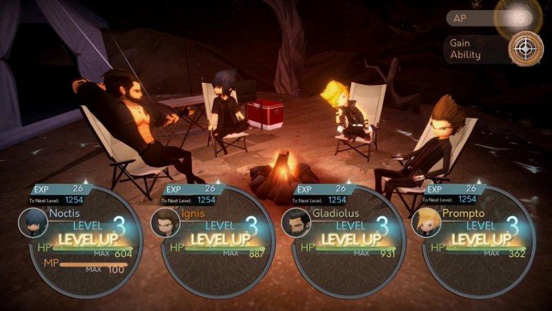 最终幻想15口袋版截图第1张