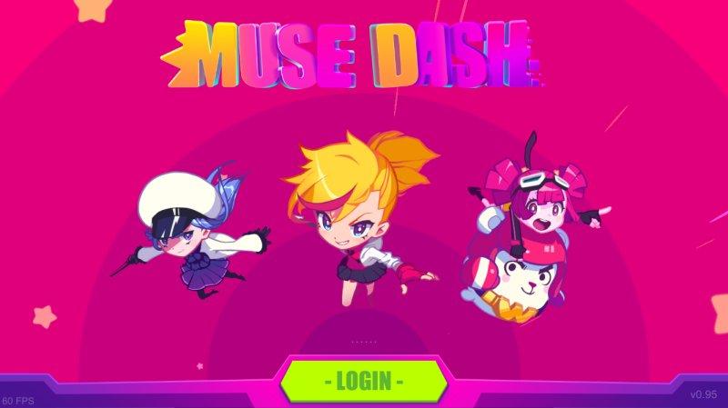 Muse Dash截图第1张