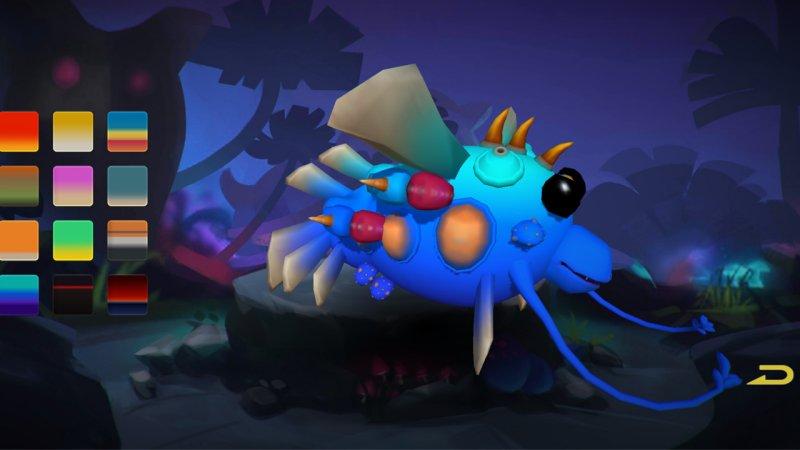 怪物制造者游戏截图第4张