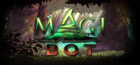 小魔法机器人
