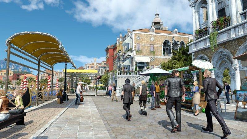 最终幻想XV WINDOWS版本截图第4张