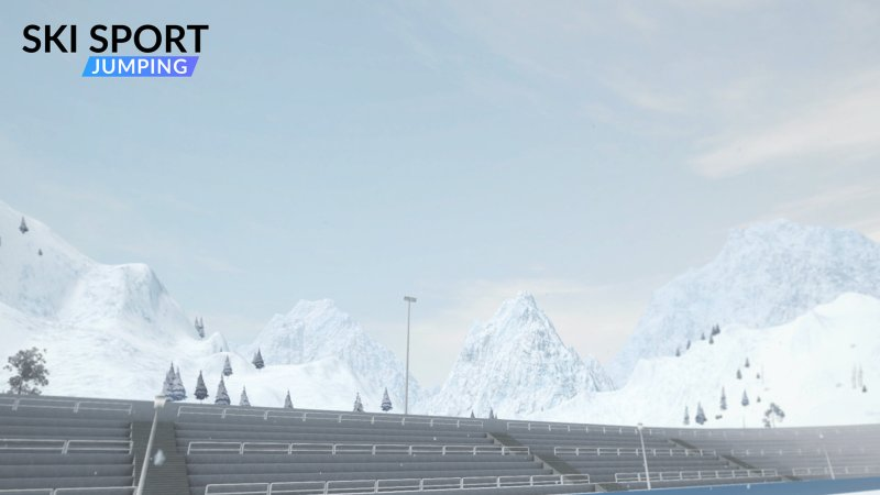 滑雪运动:跳跃截图第3张