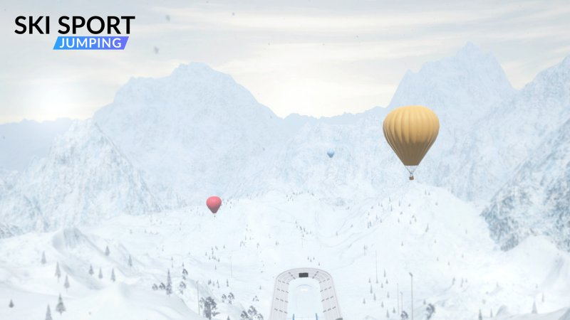 滑雪运动:跳跃截图第1张