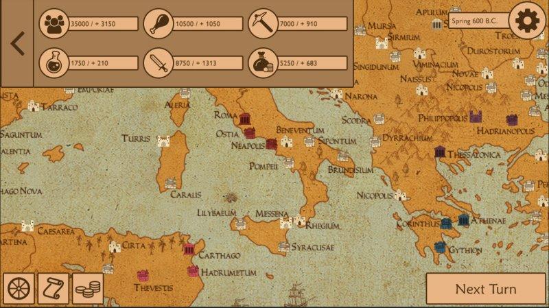 罗马军团截图第4张