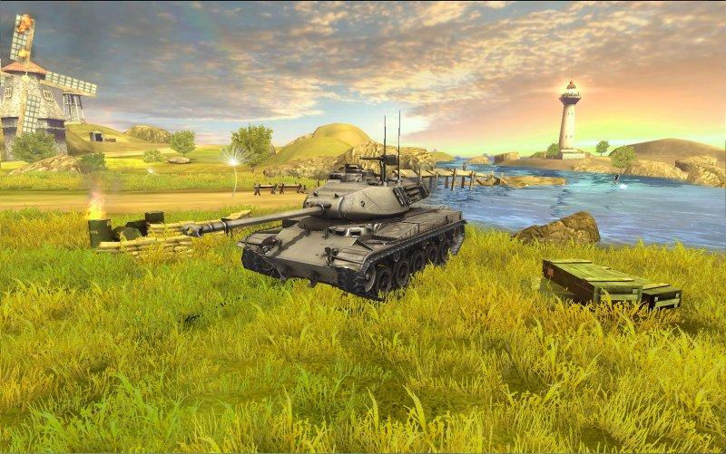 坦克雄心截图第4张