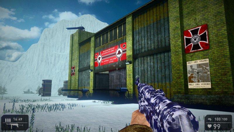 入冰:新天鹅堡的纳粹截图第10张