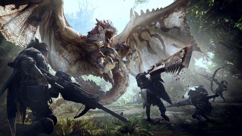 怪物猎人世界截图第4张