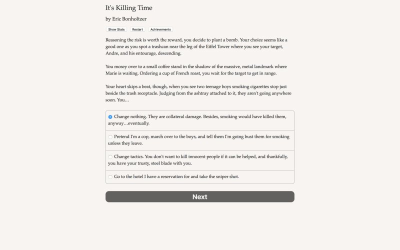 It's Killing Time截图第4张