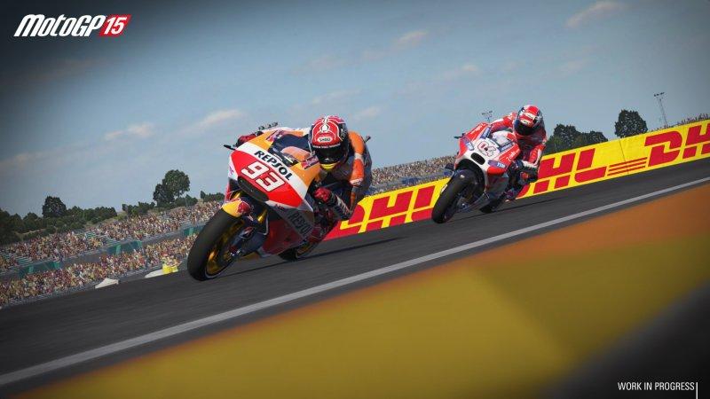 MotoGP™15截图第2张