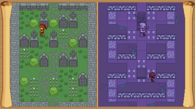 孪生幽灵:被诅咒的王子截图第2张
